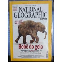 Revista National Geographic Mai/09 Brasil - Frete Grátis