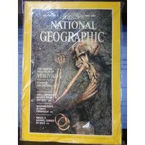 Revista National Geographic May/84 Em Inglês - Frete Grátis