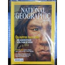 Revista National Geographic Ago/10 Brasil - Frete Grátis