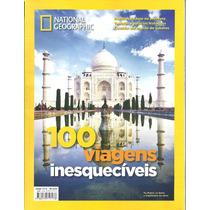 Revista National Geographic - 100 Viagens Inesquecíveis