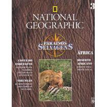 National Geographic Paraísos Selvagens Vol. 3 África