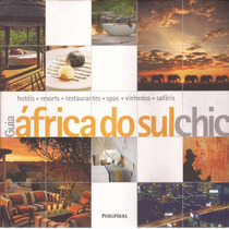Livro Africo Do Sul Chic 2010