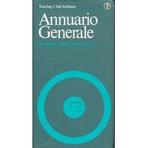 Annuario Generale Dei Comuni E Delle Frazioni D´italia