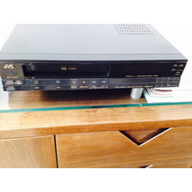 2 Aparelho Jvc Video Cassete Recorder Model No. Hr-d227m
