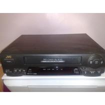 Aparelho Jvc Video Cassete 4 Cabeças Model No. Hr-a53u Usado
