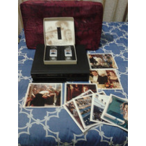 Vídeo Cassete Philips = Grátis Box 2 Fitas Cassete Titanic