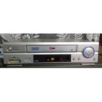 Antigo Vídeo Cassete Vhs Lg Cinemaster Easy Plus K7