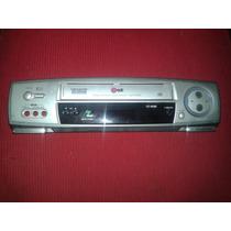 Frente Do Vídeo Cassete Lg Cc.904b