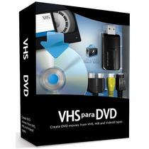 Conversor De Vídeos Com Video Aula Vhs Para Dvd