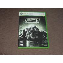 Fallout 3 ( Jogo Original Xbox360 )