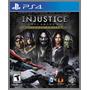 Jogo Injustice: Gods Among Us Ultimate Edition Para Ps Vita