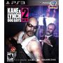 Jogo Ps3 - Kane & Lynch 2 - Dog Days - Usado