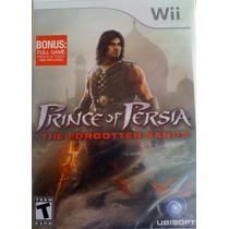 Jogo Prince Of Persia The Forgotten Sands Para Wii Lacrado