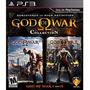 Jogo God Of War Collection Midia Fisica Novo Lacrado