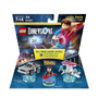 Lego Dimensions - Back To The Future - Level Pack - Novo