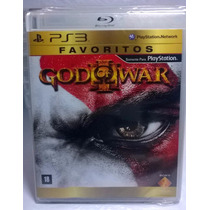 God Of War 3 Ps3 Novo E Lacrado Rcr Games