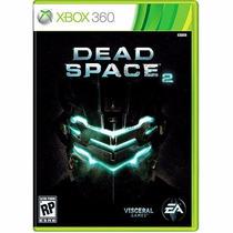 Dead Space 2 - Jogo Xbox 360 Semi Novo