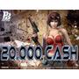 Point Blank - Pin De 20.000 Cash - Envio Rápido!