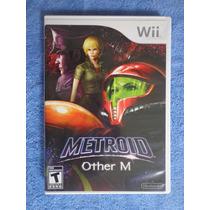 Nintendo Wii - Metroid Other M