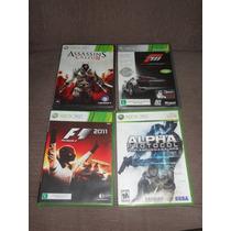 Jogos Originais Xbox360 ( Valor Por Unidade )