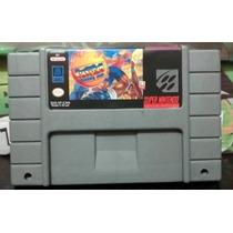 Fita Rap Jam Basquete Cartucho Snes Jogo Super Nintendo