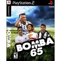 Bomba Patch 65 Brasileirão2015 Patch Futebol