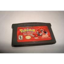 Game Boy Jogo Pokemon Rubi Version Agb Apre - Usa