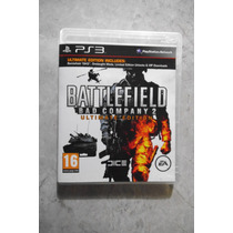 Battlefield Bad Company 2 - Ultimate Edition - Ps3