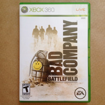Battlefield Bad Company, Xbox 360. Jogo Americano Original!