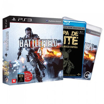 Battlefield 4 + Tropa De Elite - Ps3