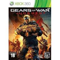 Gears Of War Judgement - Dublado Pt Br - Original Impecável