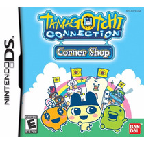 Jogo Novo Tamagotchi Connection:corner Shop Nintendo Ds