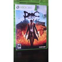 Dmc Devil May Cry - Usado - Xbox 360