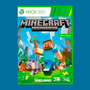 Minecraft Totalmente Em Pt Br Xbox 360 + Brinde
