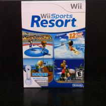 Wii Sports Resort - Lacrado Para Nitendo Wii
