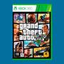 Gta V Grand Theft Auto 5 Xbox 360 Pt Br Português + Brinde