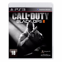 Call Of Duty Black Ops 2 Playstation 3 Ps3 Lacrado + Brinde