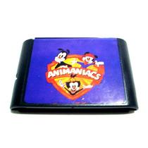 Animaniacs (jogo Da Konami) /// Sega Mega Drive / Genesis