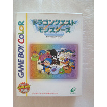 Dragon Quest Monsters Game Boy Color Original Completo Jogo