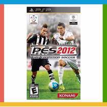 Pro Evolution Soccer 2012 Psp - Pes 12 Psp