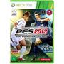 Pes 2013 Português Nacional Xbox 360 Pro Evolution Soccer