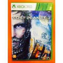 Jogo Lost Planet 4 Xbox 360 Em Português, Novo, Lacrado