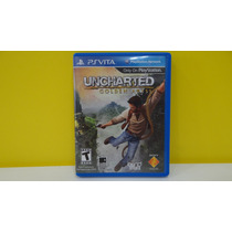Uncharted Golden Abyss - Psvita - Completo!