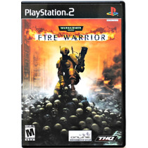 Warhammer 40000 Fire Warrior Original Sony Ps2 Completo