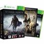 Sombras De Mordor + Filme (dvd) - Xbox 360 - Pronta Entrega!