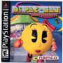 Ms Pac Man Maze Madness Playstation 1