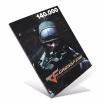 Crossfire Jogo Pc - Cartão De 140.000 Zp Cash - Imbatível!