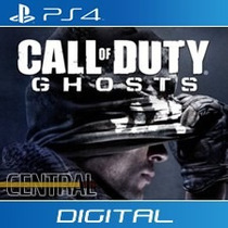 Call Of Duty Ghosts Playstation Portugues Primária Ps4