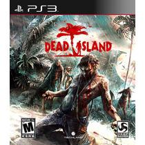 Dead Island - Ps3 Mídia Física Novo Lacrado