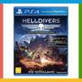 Helldivers Edição Final Do Super Earth - Ps4